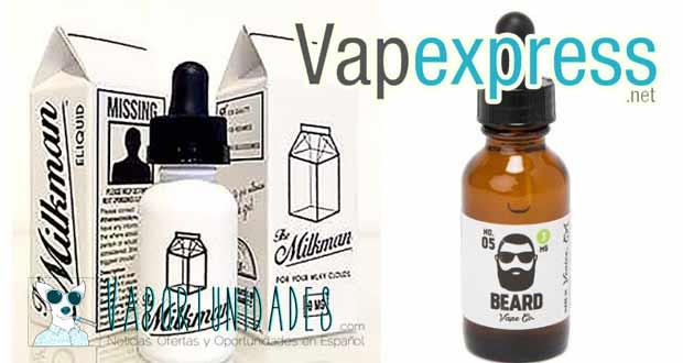 milk man beard liquidos vapexpress