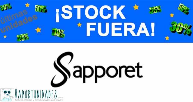 Stock fuera - En Sapporet