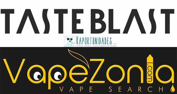Taste Blast - Aromas en Vapezonia